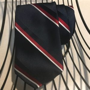 Accessories - Classic Wembley tie US made polyester silk blend